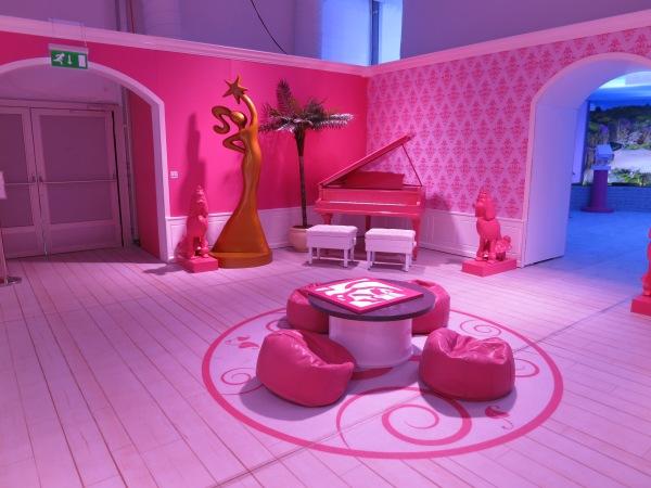 Barbie Wohnzimmer