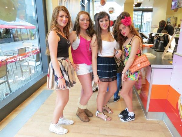 GB Girls