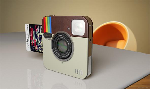 Instagram Cam